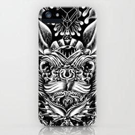 Haunter of the Dark iPhone Case