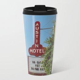 Austin Motel Travel Mug