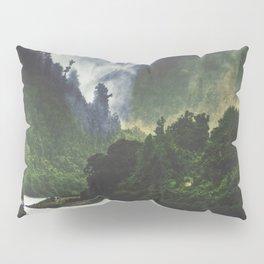 The Spirit Of The River Pillow Sham