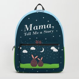 Mama, Tell Me a Story - A Starry Night Backpack
