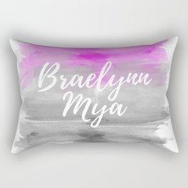 Braelynn Mya Rectangular Pillow