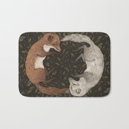 Foxes Bath Mat