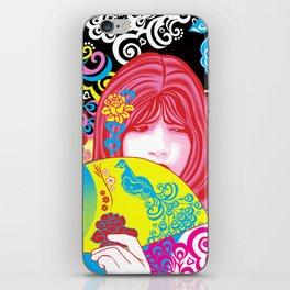 Harajuku iPhone Skin