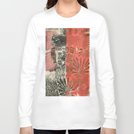 COLLAGE 8 Long Sleeve T-shirt