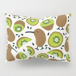 Kiwis & Kiwis Pillow Sham