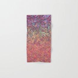 Sparkley Grunge Relief Background G179 Hand & Bath Towel