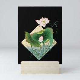 lotursflowers B : Minhwa-Korean traditional/folk art Mini Art Print