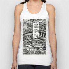 Day of the Dead Unisex Tank Top