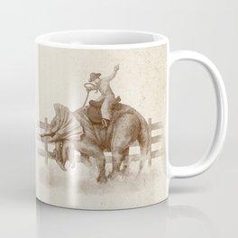 Dino Rodeo  Coffee Mug