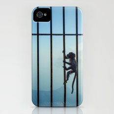 India - Monkey bars iPhone (4, 4s) Slim Case