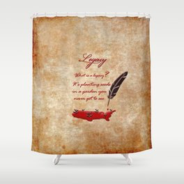 Hamilton Legacy Shower Curtain