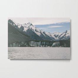 terminal face (landscape) Metal Print