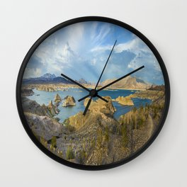 Lake Mead Wall Clock