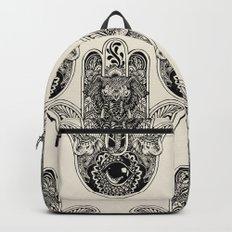 Hamsa Hand Elephant Backpacks