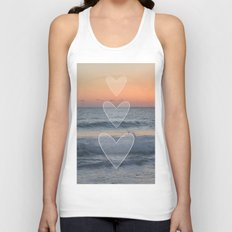 Dusk or Dawn Unisex Tank Top