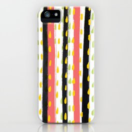 Creative Juices 1 iPhone Case