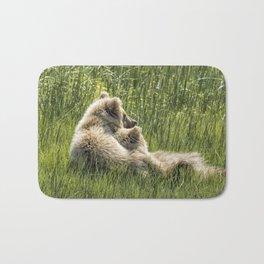 Best Friends Fur Ever - Bear Cubs, No. 8 Bath Mat