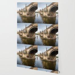 Charles Bridge in Prague Wallpaper
