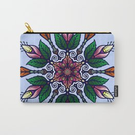 Flower Mandala 1 Carry-All Pouch