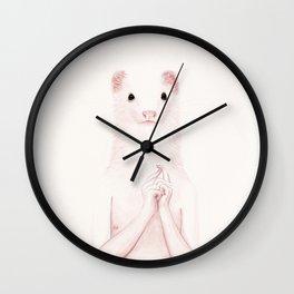 I killed Kenny Wall Clock