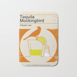 Tequila Mockingbird Bath Mat