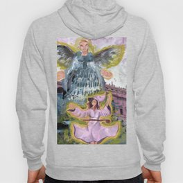angel and witch Hoody