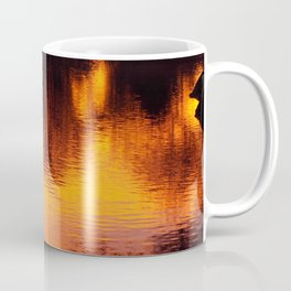 BURNING SUNRISE Coffee Mug