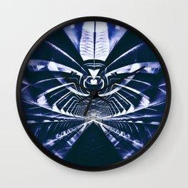 Geometric Art - JUSTICE Wall Clock