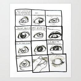 Excellent Art Print