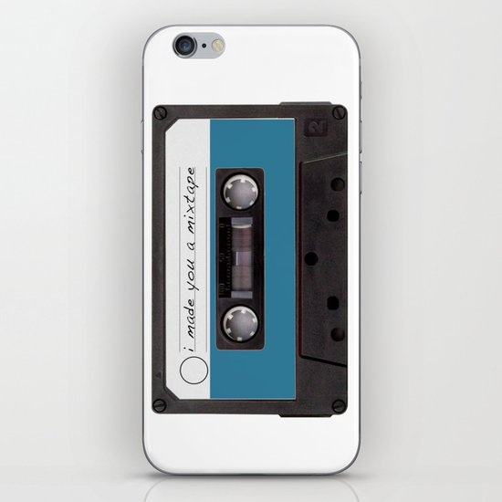 I made you a mixtape | Mix Tape Graphic Design by enframephotography