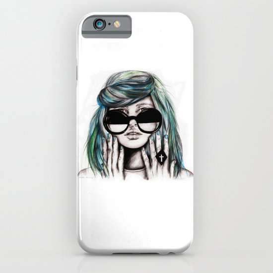 Fiona Wildfox  iPhone & iPod Case