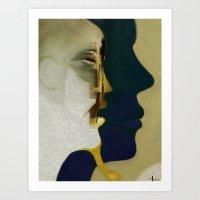 INNER SELF Art Print