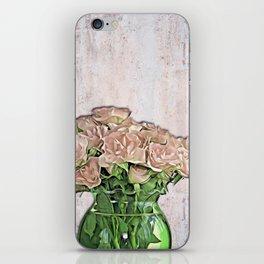 Hard Rose iPhone Skin