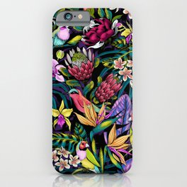Stand Out! (midnight) iPhone Case