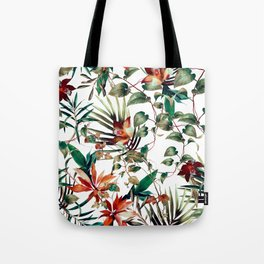 Pattern botanical exotic - 03 Tote Bag