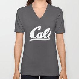 New Men's Cali Black California Republic Cali Dope Diamond Illest Dope T-Shirts Unisex V-Neck