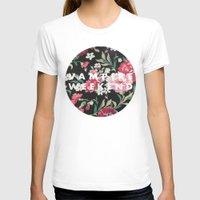 vampire weekend T-shirts featuring Vampire Weekend Floral logo by Elianne