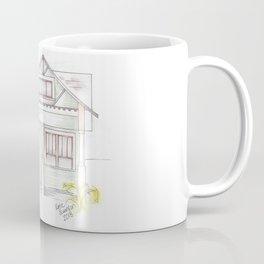 Green Craftsman Coffee Mug