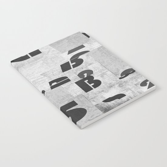 Abstract pattern 51 Notebook