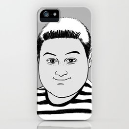 PUGSLEY ADDAMS - THE ADDAMS FAMILY iPhone Case