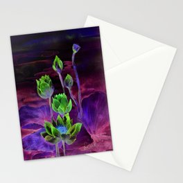 Peaceful Lily Pond Stationery Cards