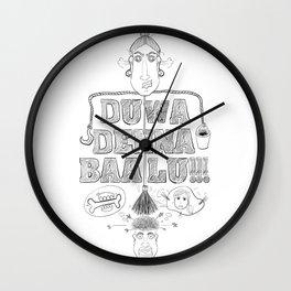 DUWA DENNA BAE LU!!! Wall Clock
