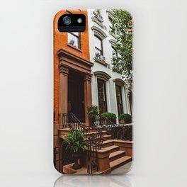 Brooklyn Heights II iPhone Case