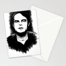 DARK COMEDIANS: Bill Hader Stationery Cards