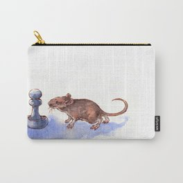 Mouse and Pawn Carry-All Pouch
