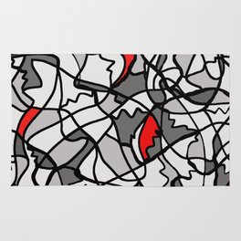 Cracked Rug