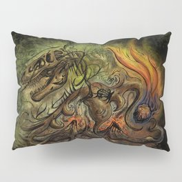 Extinction Chaos Pillow Sham