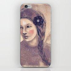 Angel of wisdom iPhone & iPod Skin