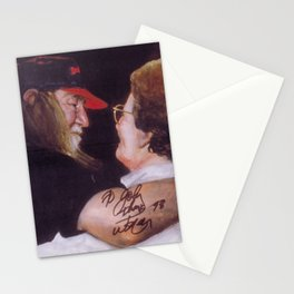 Willie and Lu Stationery Cards