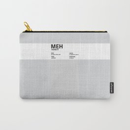 Meh - Colour Card Carry-All Pouch